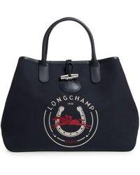 Longchamp - Roseau 1948 Tote - Lyst