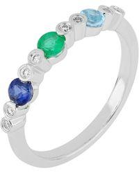 Bony Levy - Diamond & Gemstone Ring (nordstrom Exclusive) - Lyst