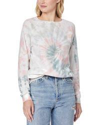 C&C California - Jeanie Raglan Sleeve Sweatshirt - Lyst