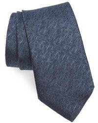 John Varvatos - Solid Silk Tie - Lyst