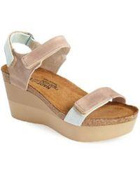 Naot - 'miracle' Sandal - Lyst