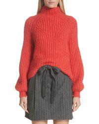 Ulla Johnson - Micha Puff Sleeve Sweater - Lyst