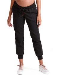 Ingrid & Isabel - Maternity Active Jogger Pants - Lyst