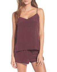 UGG Ugg Vita Silk Camisole - Purple