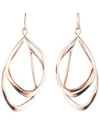 Alexis Bittar - Orbit Wire Drop Earrings - Lyst