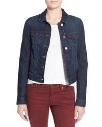 Mavi Jeans - 'samantha' Denim Jacket - Lyst