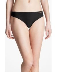 Calvin Klein | 'invisibles' Thong | Lyst