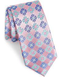 Nordstrom - Cole Floral Silk Tie - Lyst