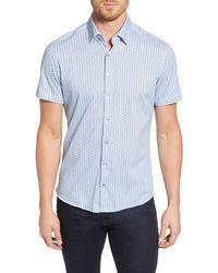 Stone Rose - Sailboat Regular Fit Shirt - Lyst