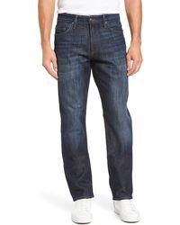 Mavi Matt Relaxed Fit Jeans - Blue