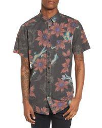 Globe - Vault Woven Shirt - Lyst