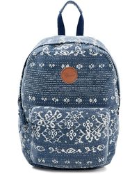 Rip Curl Shack Backpack - Blue