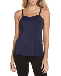 Tc Fine Intimates - Tummy Smoothing Two-layer Shaper Camisole - Lyst