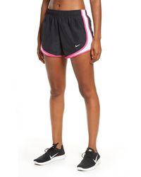 Nike Dri-fit Tempo Running Shorts - Black