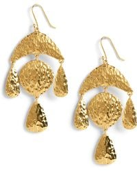 Sole Society - Drama Earrings - Lyst