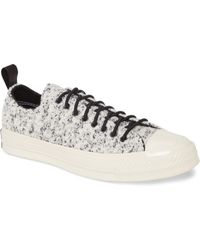 Converse - Chuck Taylor All Star Ct 70 Flocked Wool High Top Sneaker - Lyst