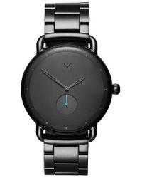 MVMT - Revolver Arc Bracelet Watch - Lyst