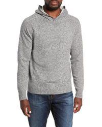 Michael Bastian - Hooded Sweater - Lyst