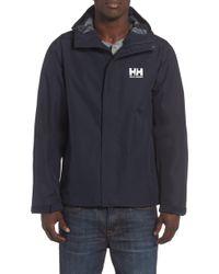 Helly Hansen Seven J Waterproof & Windproof Jacket - Blue
