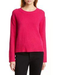 Jenni Kayne - Yucca Cashmere Crewneck Sweater - Lyst