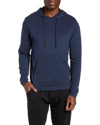 tasc Performance Legacy Hooded Pullover - Blue
