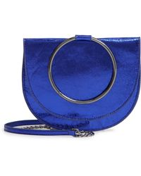 Trouvé - Reese Crackle Ring Crossbody Bag - Lyst