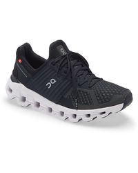On Cloudswift Running Shoe - Black