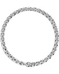 John Hardy - Chain Silver Cable Necklace - Lyst