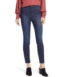 Treasure & Bond - Charity High Waist Ankle Skinny Jeans - Lyst