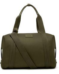 Dagne Dover 365 Large Landon Neoprene Carryall Duffle Bag - Green