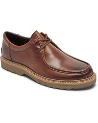 Rockport Peirson Moc Toe Derby - Brown