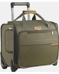 Briggs & Riley - Baseline 16-inch Rolling Cabin Bag - Lyst