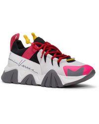 Versace - Squalo Sneaker - Lyst