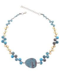 Nakamol - Orchids Necklace - Lyst