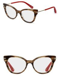 Elizabeth and James - Page 49mm Cat Eye Optical Glasses - Lyst