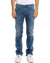 DIESEL Diesel Safado-x Bootcut Jeans - Blue