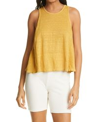 FRAME Swingy Tank - Yellow
