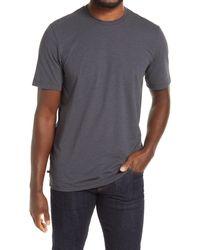 Travis Mathew Potholder Crewneck T-shirt - Gray