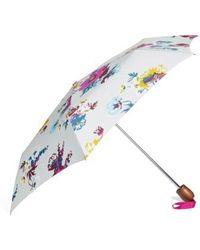 Joules - Right As Rain Umbrella - Metallic - Lyst