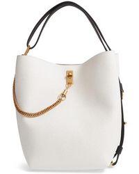 Givenchy - Medium Gv Goatskin Bucket Bag - Lyst
