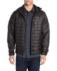 Patagonia - Nano Puff Hooded Jacket - Lyst