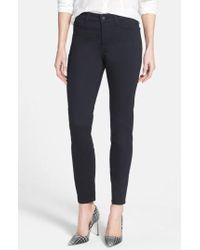 NYDJ - 'clarissa' Colored Stretch Ankle Skinny Jeans - Lyst