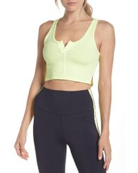 Splits59 - Tag Cropped Tank - Lyst