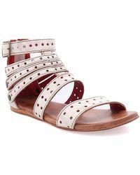 Bed Stu Artemis Gladiator Sandal - Pink
