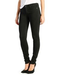PAIGE - 'transcend - Leggy' Ultra Skinny Jeans - Lyst