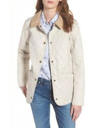 Barbour - Spring Annandale Quilted Jacket - Lyst