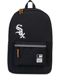 905be01a0f0 Lyst - Herschel Supply Co. Heritage Chicago Cubs Backpack in Blue ...