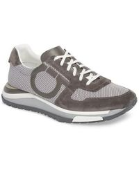 Ferragamo - Brooklyn 2 Woven Sneaker - Lyst