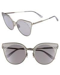 Bottega Veneta - 62mm Sunglasses - - Lyst