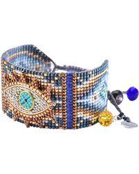Mishky - Medium Evil Eye Bracelet - Lyst